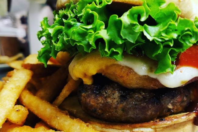 rancher burger